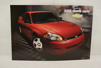 GM Chevrolet Dealership Showroom Poster - 2006 Chevrolet Monte Carlo