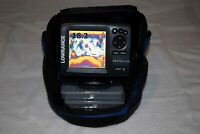 Lowrance Elite-5x HDI Portable Fishfinder w/ Flexible RAM Transducer Mount