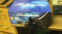 Linecounter reel, Tidewater, Shakespeare, NIB, free shipping