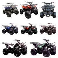NEW Coolster 110cc ATV Utility Hummer Style Quad 3050D