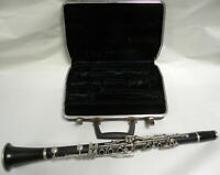 Vintage Selmer Special Signet Wood Clarinet With Case (A40)