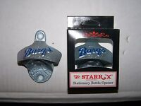 WHOLESALE LOT OF 10 COCA COLA BARQS ROOTBEER STARR XX WALL BOTTLE OPENER