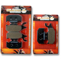 Can Am F+R Brake Pads Renegade 500 800 (2007-2012) Outlander 400 650 DS 650 X
