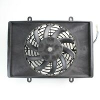 Radiator Cooling Fan Shroud Assembly for Yamaha Grizzly 660 2002-2008