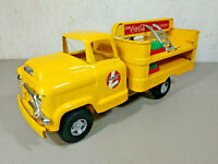 Vintage Buddy L GMC Coco Cola Delivery Truck #5646 Pressed Steel 1950s