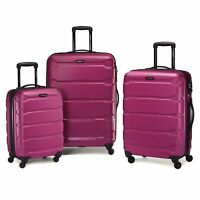 Samsonite Omni Hardside 3-Piece Spinner Set