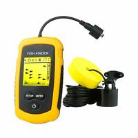 Venterior VT-FF001 Portable Fish Finder,  Handheld Fishfinder Fish Depth Finde..