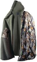 Rivers West Apparel 8384-WMS-OSFA Men's Hunting Cape Fleece Lined Widow Maker