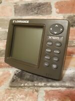 Lowrance X125 Fishfinder Fish Depth Finder Locator Sonar Head Unit Only C13