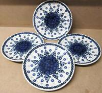 Boleslawiec Polish Pottery Salad Plate SET of 4 7