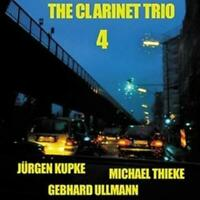 Jurgen Kupke : The Clarinet Trio 4 CD