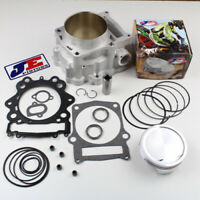 734cc 105.5mm Big Bore Cylinder 10:1 JE Piston Gasket Kit for Yamaha Grizzly 700