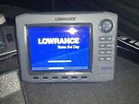 Lowrance HDS 8 Fish Finder GPS