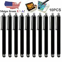 10x Universal Touch Screen Pen Metal Stylus For iPhone iPad Samsung Phone Tablet $4.95