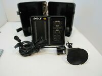 Eagle Z-5000 LCG Recorder Portable Fish Depth Finder with Cords