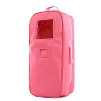 18 inch Doll Case Carrier Suitcase Storage Travel for American Girls Doll