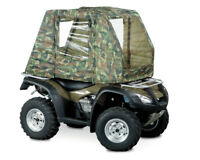 Raider ATV Cab Enclosure Camo Cabin Camouflage Rack Mount Protection 4-Wheeler