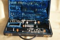 Vintage Cundy-Bettoney Clarinet with Artist Babbett mouthpiece