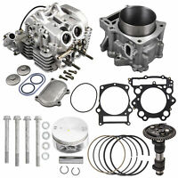 660cc Big Bore 9.1:1 Compression Cylinder Kit for 2002-2008 Yamaha Grizzly 660
