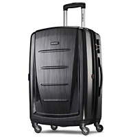 Samsonite Winfield 2 Hardside Expandable Luggage with Spinner Wheels Brushed