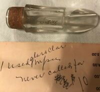Vintage Clarion Crystal Bb Clarinet Mouthpiece from Frank L Kaspar tuned