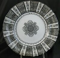 Brown Transferware Plate early 1800s
