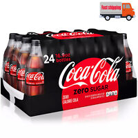 Coca Cola Zero Sugar 16.9oz 24pk