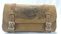 INDIAN SCOUT SIXTY MOTORCYCLE LEATHER TOOL BAG pouch PU40e