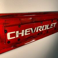 Metal Chevrolet Sign Rustic Ford Sign Wall Decor