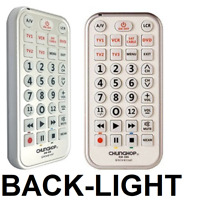 LARGE BUTTON JUMBO Universal Remote Control with Back Light for TV Cable TV SAT $16.45