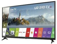 LG TV 43 inch NO FEET LOCAL PICKUP ONLY $219.00