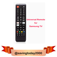 Universal Samsung TV Replacement Remote Control $8.99
