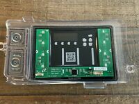 Used SAMSUNG CONTROL PANEL USER INTERFACE BUTTONS #DC64 03062F T FOR WF45N5300 $21.00