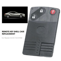 Replacement Smart Card Remote Key Shell Case Fob for Mazda CX 7 CX 9 2007 2009 $11.95