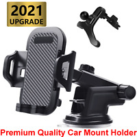 Universal Cell Phone Holder for Car Phone Mount Dashboard Windshield Air Vent Lo $11.99