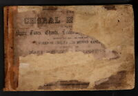 The Choral Harmony; a Collection of Hymn Tunes Chants... Hymn book 1859 $41.99