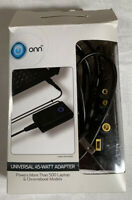 Onn Universal 45W AC Laptop Power Cord Adapter Charger FITS 10 Laptop Brands $13.99