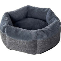 Cozy Calming Dog Bed for Small DogsCat