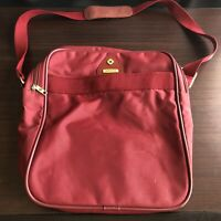 Samsonite Red Cross Body Carry On In Very Good condition