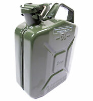 Valpro 5 Liter 1.25 Gallon NATO Jerry Can Built to Military Spec
