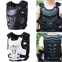 Dirt Bike ATV Off-Road Bicycle Motorcycle Motocross Chest Vest Guard Body Armor