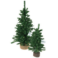 Artificial Pine Tree Holiday Christmas Trees, Green