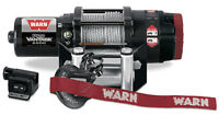 Warn ATV Vantage 3000 Winch w/Mount 05-11&13-14Arctic Cat500cc 4x4