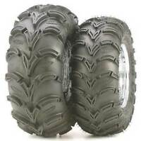 POLARIS ATV MUDLITE TIRES 25 INCH ON 12 INCH  WHEELS