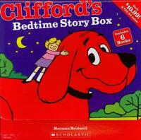 Clifford#x27;s Bedtime Story Box by Norman Bridwell English Boxed Set Book Free Sh $12.49