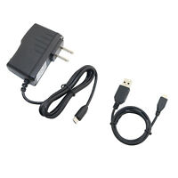 AC Adapter DC Power Supply Wall Charger USB Cord For Vizio Tablet VTAB1008 b $9.59