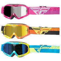 Fly Racing Motorcycle ATV Dirtbike Offroad 2018 Zone Composite Goggles Youth