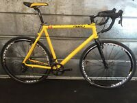 1ef1a988740 Mavic Yellow UCI Support Cyclocross Bike 58cm 2008 Cannondale USA Rival  Cosmic