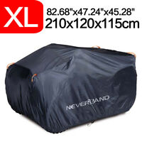 XL Waterproof Quad ATV Cover Fits Yamaha Grizzly 350 400 450 550 660 2007 2008