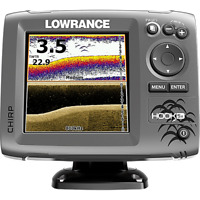 Lowrance Hook-5x Sonar - NEVER USED